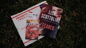 Lisa Unger & Lisa Scottoline Books
