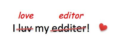 Bernice - Editor
